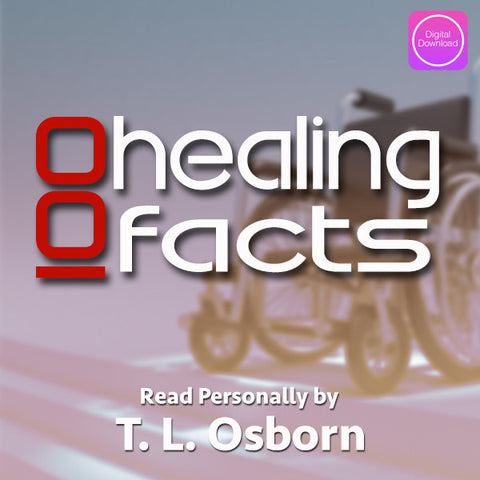 100 Healing Facts - Digital Audio