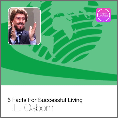 6 Facts For Successful Living - Digital Audio