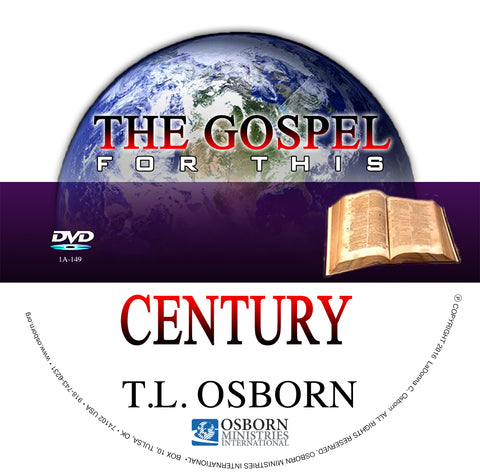 The Gospel For This Century - DVD