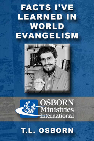 Facts I've Learned in World Evangelism