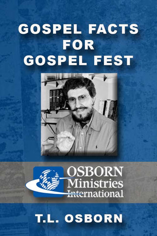Gospel Facts For Gospel Fest