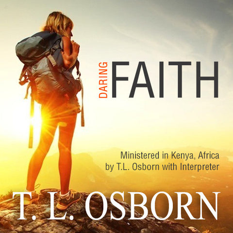 Daring Faith - CD
