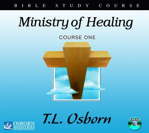 Ministry of Healing: Course 1 - CD (12)