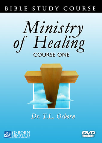 Ministry of Healing: Course 1 - DVD (12)