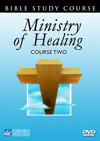 Ministry of Healing: Course 2 - DVD (9)