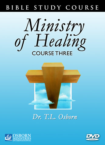 Ministry of Healing: Course 3 - DVD (9)