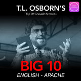BIG 10: T.L. Osborn's Top Ten Crusade Sermons - Flash drive