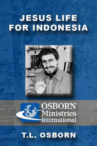 Jesus Life For Indonesia