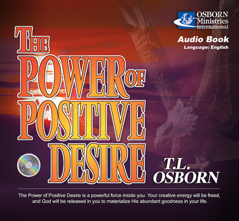 The Power of Positive Desire - 6 CDs - Audio Book - English or French