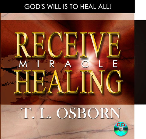 Receive Miracle Healing 6 CDs
