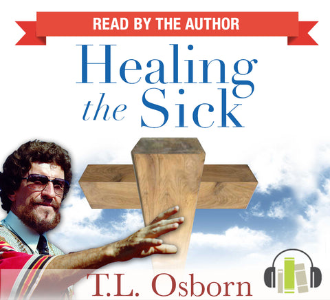 Healing The Sick - Audio Book on 12 CD's