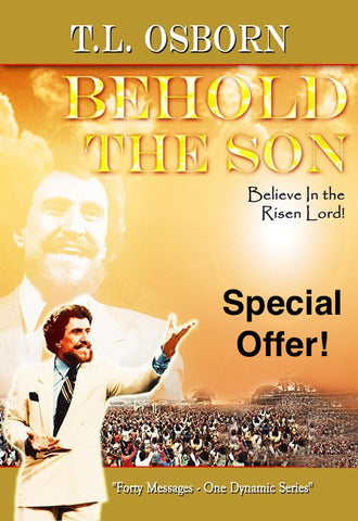 Behold the Son - CD (40)