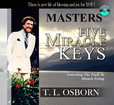 5 Miracle Keys - CD (5)