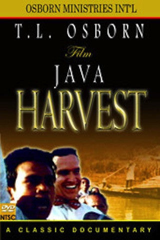 DocuMiracle Video: Java Harvest - DVD
