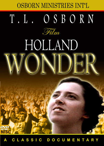 DocuMiracle Video: Holland Wonder - DVD