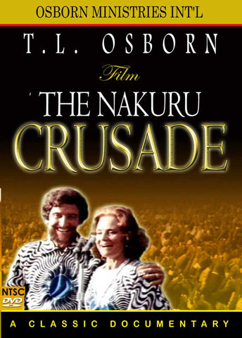 DocuMiracle Video: Nakuru Crusade - DVD