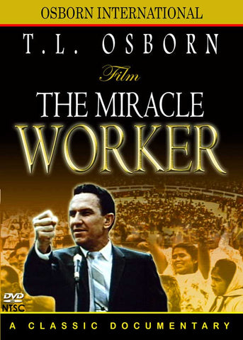 DocuMiracle Video: The Miracle Worker - DVD