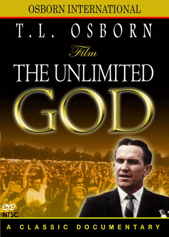 DocuMiracle Video: The Unlimited God - DVD