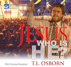 Jesus Who Is He? - CD