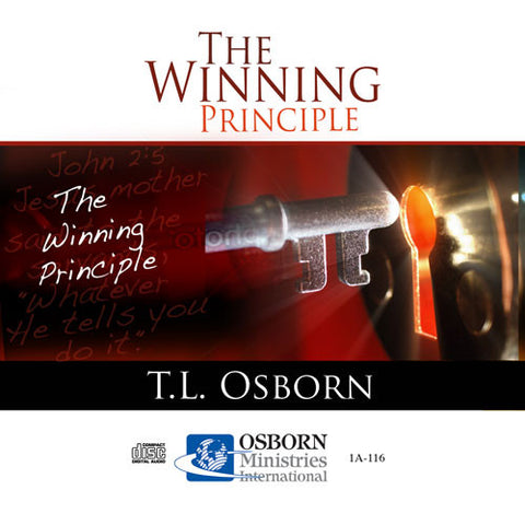 The Winning Principle - CD
