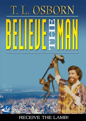 Believe The Man - Complete Set on 3 Discs DVD or CD