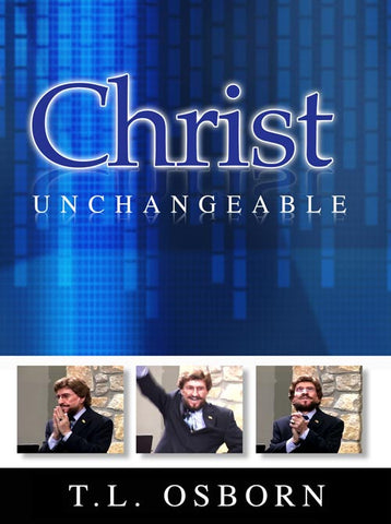 Christ Unchangeable - Complete Set on 8 Discs DVD or CD