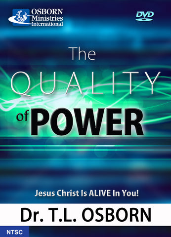The Quality of Power - 3 DVD Series