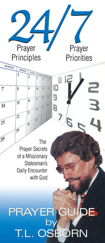 24/7 Prayer Guide - Paperback