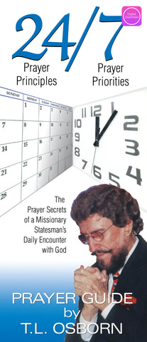 24/7 Prayer Guide - Digital Book