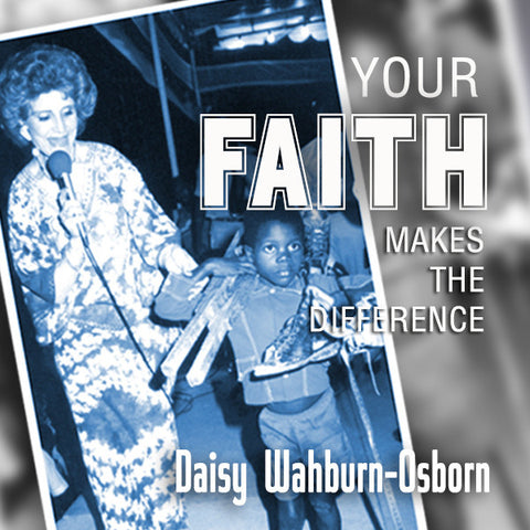 Your Faith Makes the Difference - CD