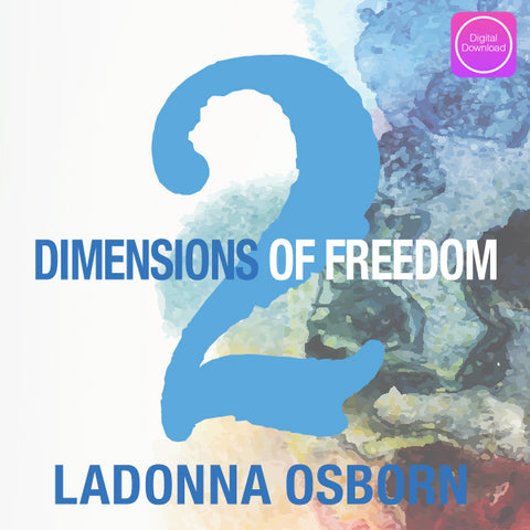 2 DIMENSIONS OF FREEDOM - Digital Audio