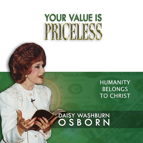 Your Value is Priceless
