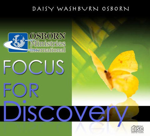 Focus For Discovery
