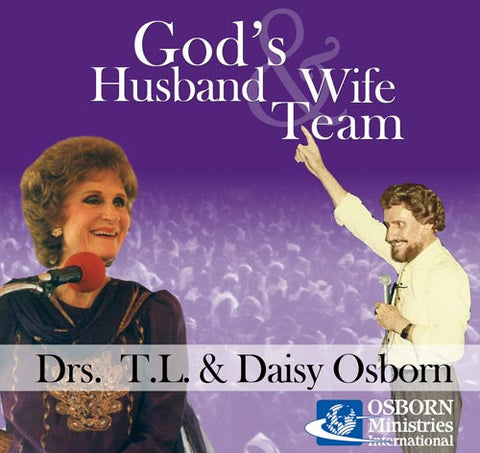 God's Husband and Wife Team
