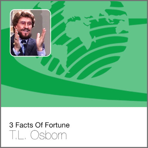 3 Facts of Fortune - Audio CD