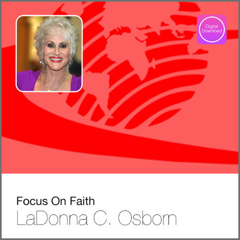 Focus on Faith - Digital Audio