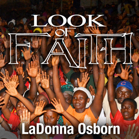 Look Of Faith - Audio CD
