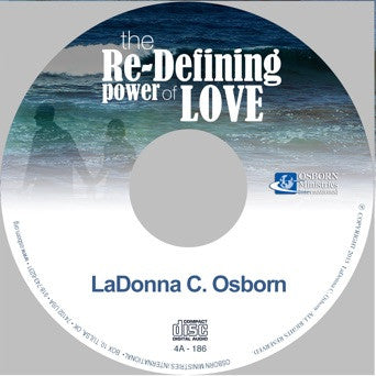 The Re-Defining Power of Love - Audio CD