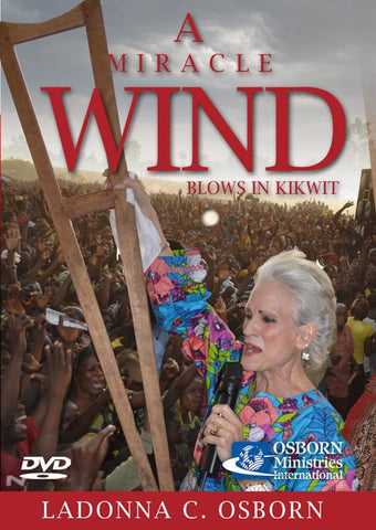 A Miracle Wind Blows in Kikwit
