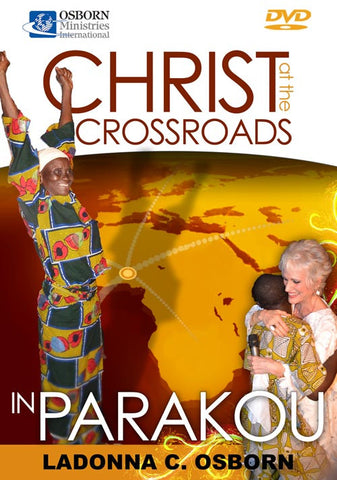 Christ at the Crossroads in Parakou - DVD