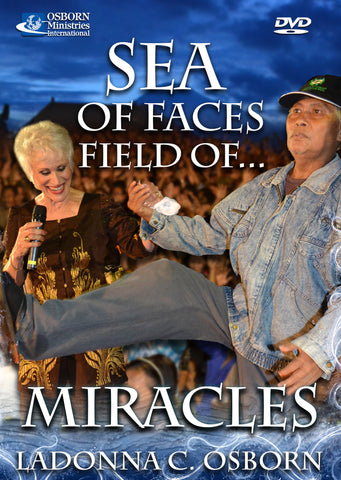 Sea of Faces - Field of Miracles - DVD