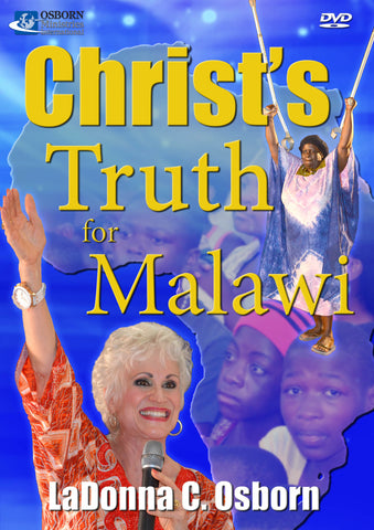 Christ's Truth For Malawi - DVD
