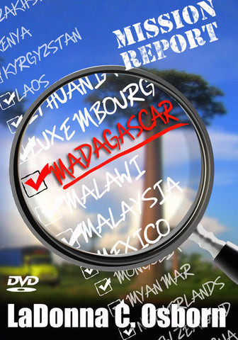 MADAGASCAR MISSION REPORT DVD