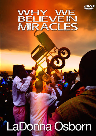 Why We Believe In Miracles DVD