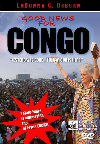 Good News For Congo