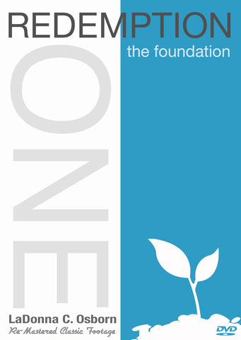 Redemption Series 1: The Foundation -13 Session Course