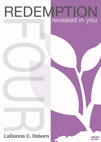 Redemption Series 4: Revealed In You - 13 Session Course