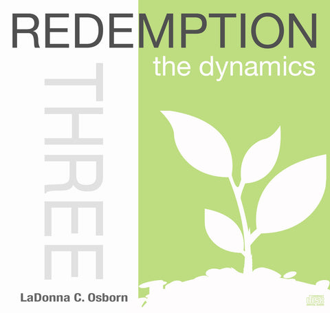 Redemption Series 3: The Dynamics - CD (13)