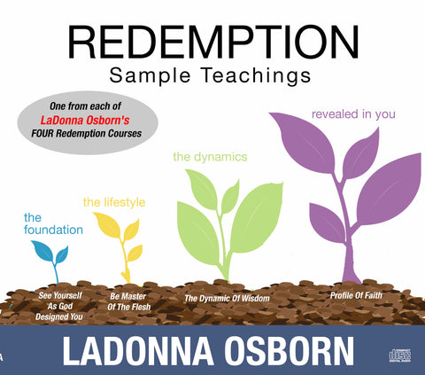 Redemption Series Sample Teachings - CD (4)