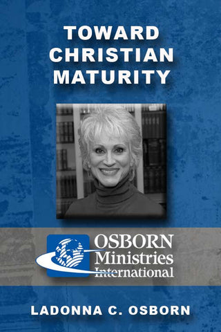 Toward Christian Maturity